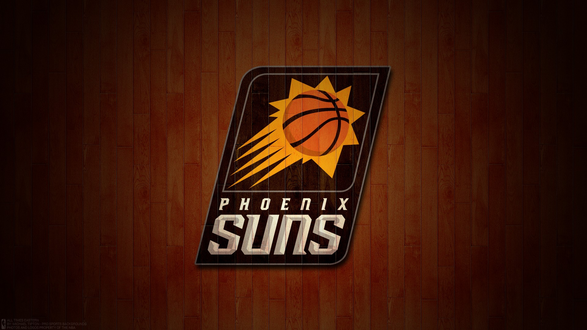 Phoenix Suns Logo Desktop Wallpapers with high-resolution 1920x1080 pixel. You can use this wallpaper for your Desktop Computer Backgrounds, Windows or Mac Screensavers, iPhone Lock screen, Tablet or Android and another Mobile Phone device